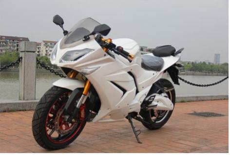 Электромотоцикл Ежъ